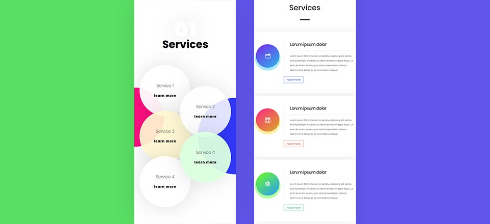 How to Beautifully Showcase Services on Mobile Devices with Divi (Free Download!)