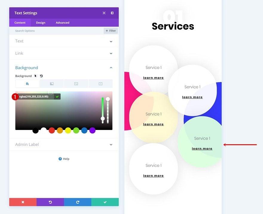 """serviços móveis  - dms4 - Layout Mobile para Menu """"Serviços"""" no seu site"""