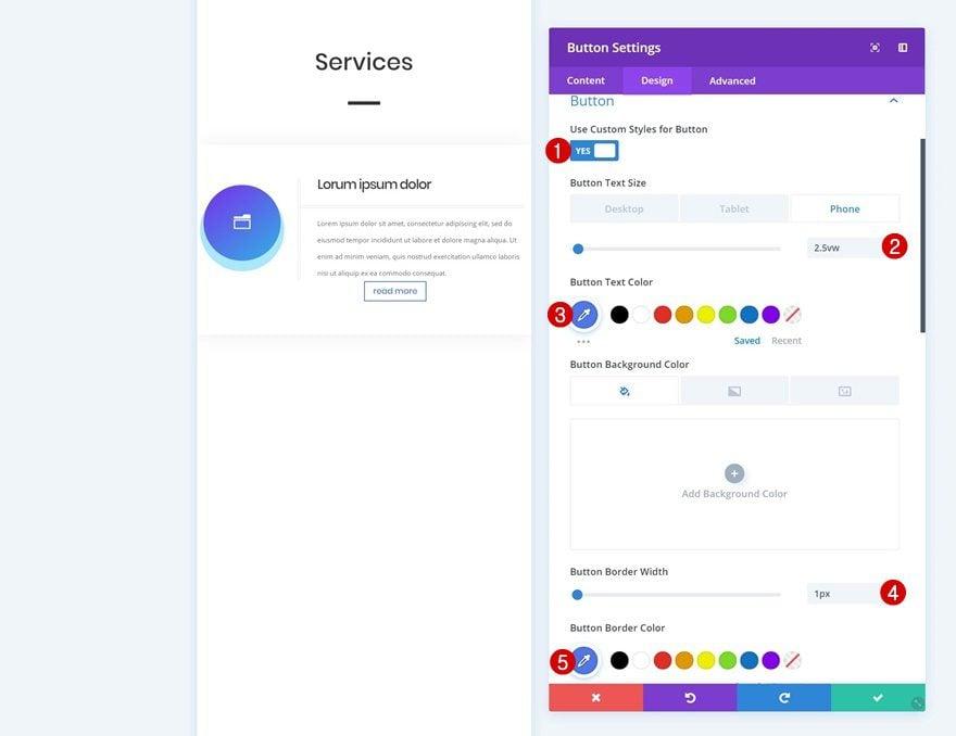 """serviços móveis  - ims6 - Layout Mobile para Menu """"Serviços"""" no seu site"""