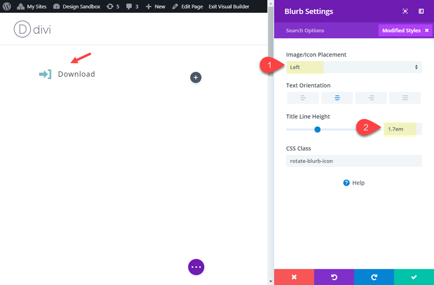 divi microinteractions