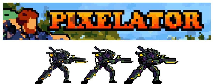 Creador de Pixel Art