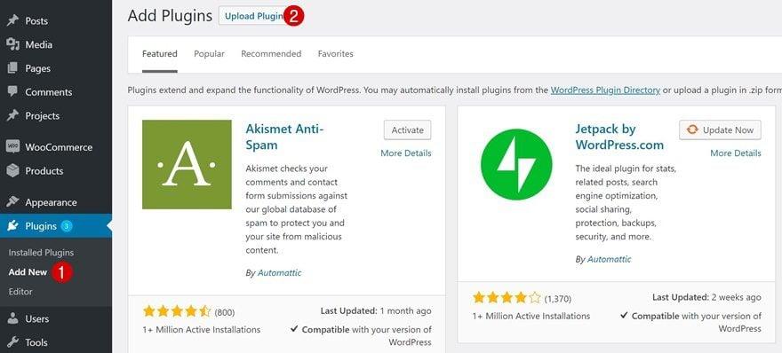 pop-ups de canto de conteúdo bloqueado  - alp2 - Como criar pop-ups de canto de conteúdo bloqueado com Divi