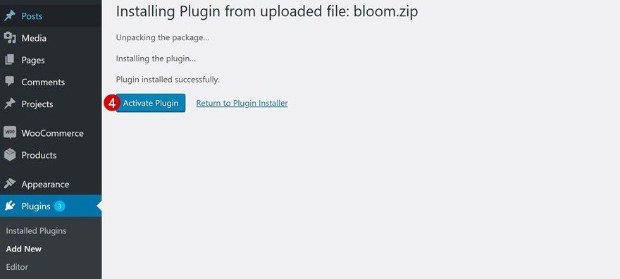 pop-ups de canto de conteúdo bloqueado  - alp4 - Como criar pop-ups de canto de conteúdo bloqueado com Divi