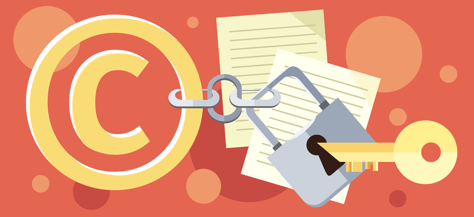 How to Copyright Your Website's Content