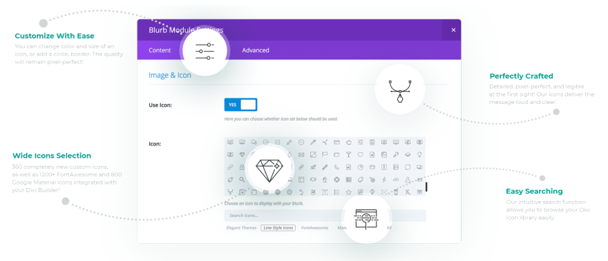 Divi Plugin Highlight: Divi Icons Pro