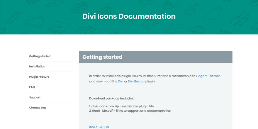 Divi Plugin Highlight: Divi Icons Pro | Elegant Themes Blog