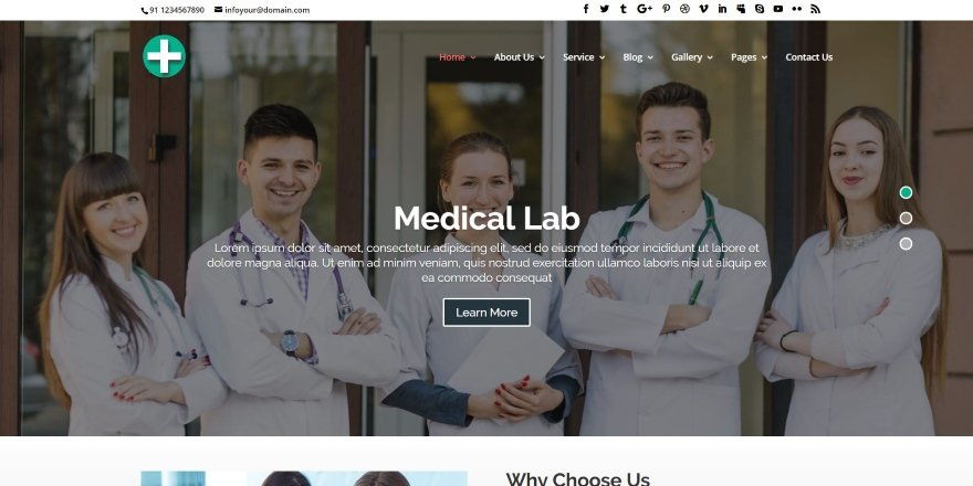 12 Divi Child Themes for Health Care Professionals