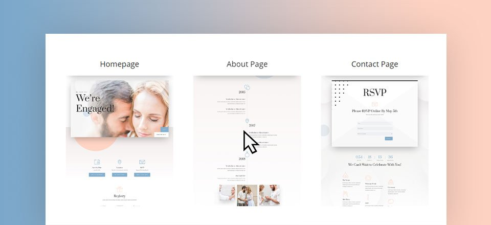 How to Add a Scroll Down Hover Effect to Preview Web Page