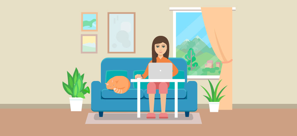 Telecommuting in 2019: What a Day at Work Looks Like