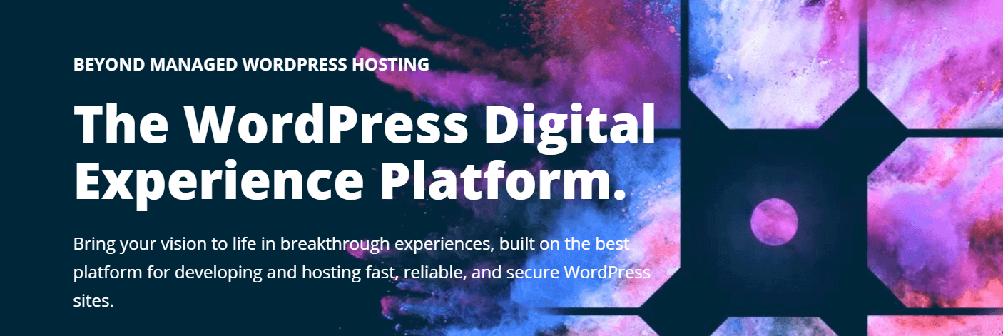 Offers Online WordPress Hosting WP Engine