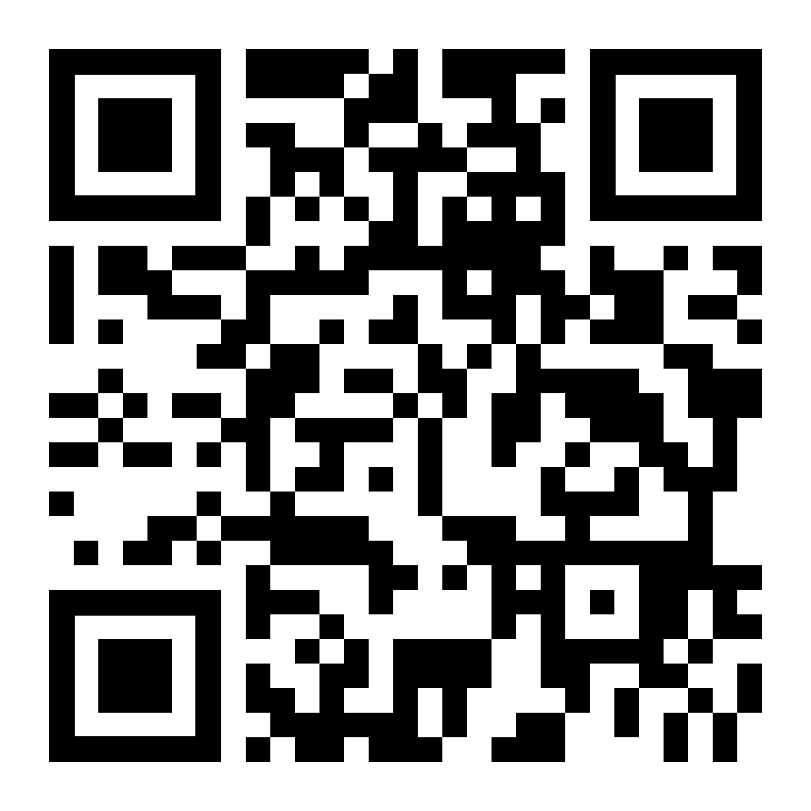 QR code leading to Elegant Themes Twitter Channel
