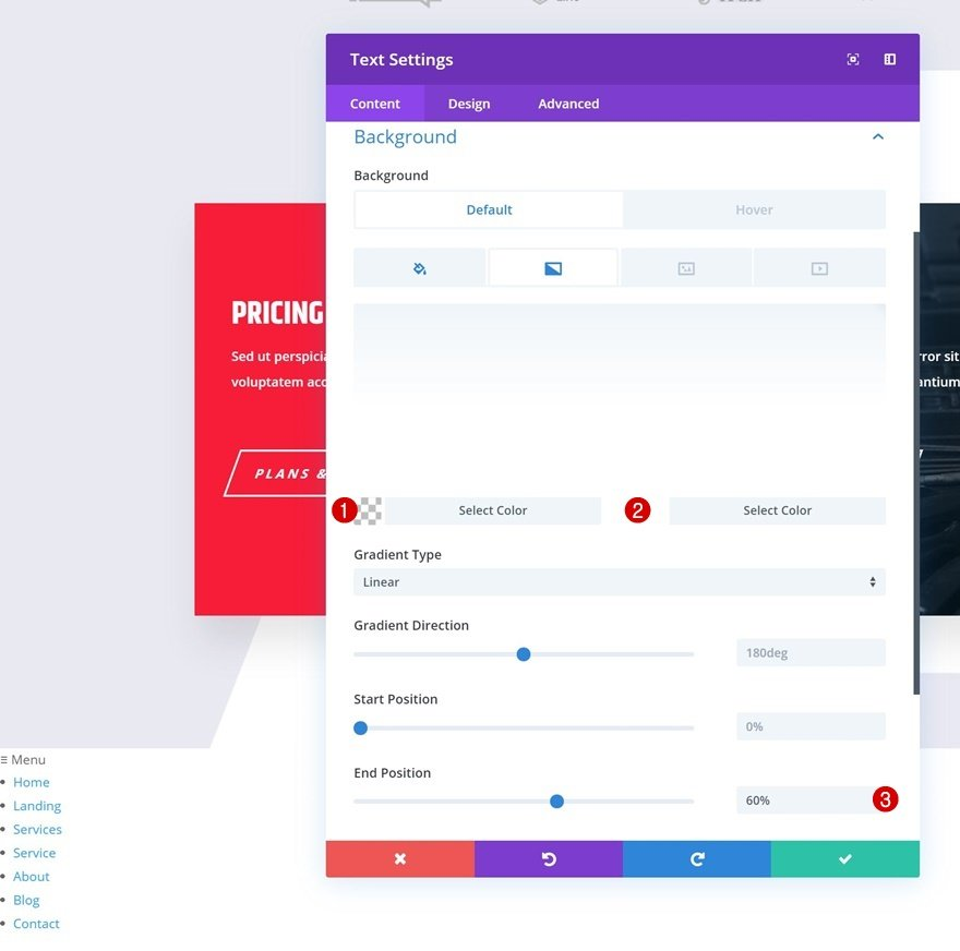 How to Create an Expanding Sticky Menu on Hover with Divi
