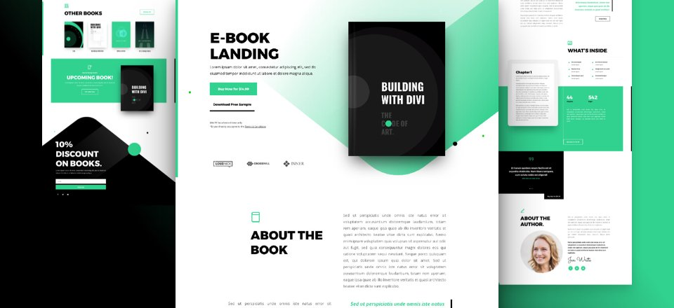 Get a FREE Ebook Layout Pack
