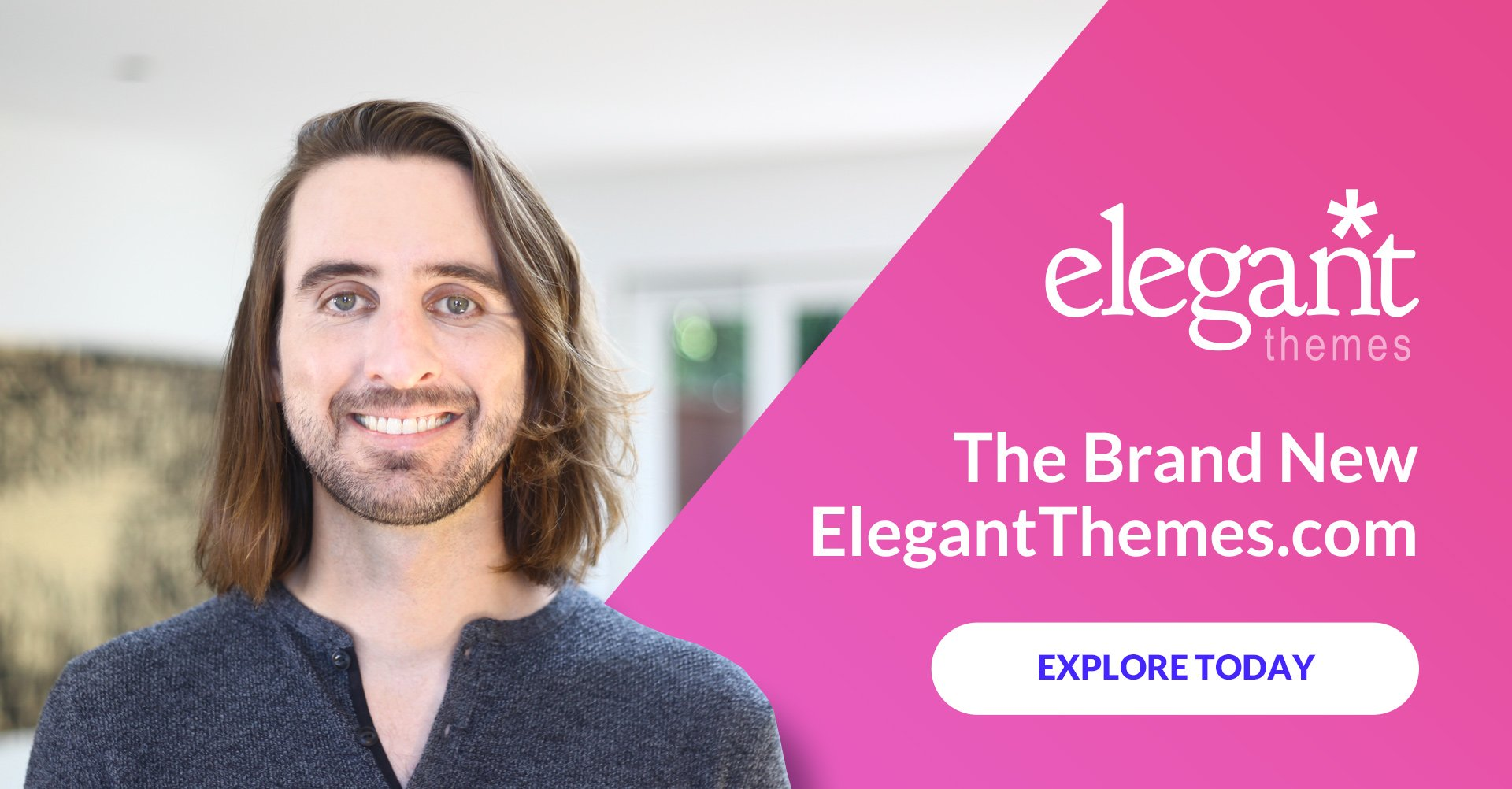 Welcome To The New And Improved Elegant Themes Website