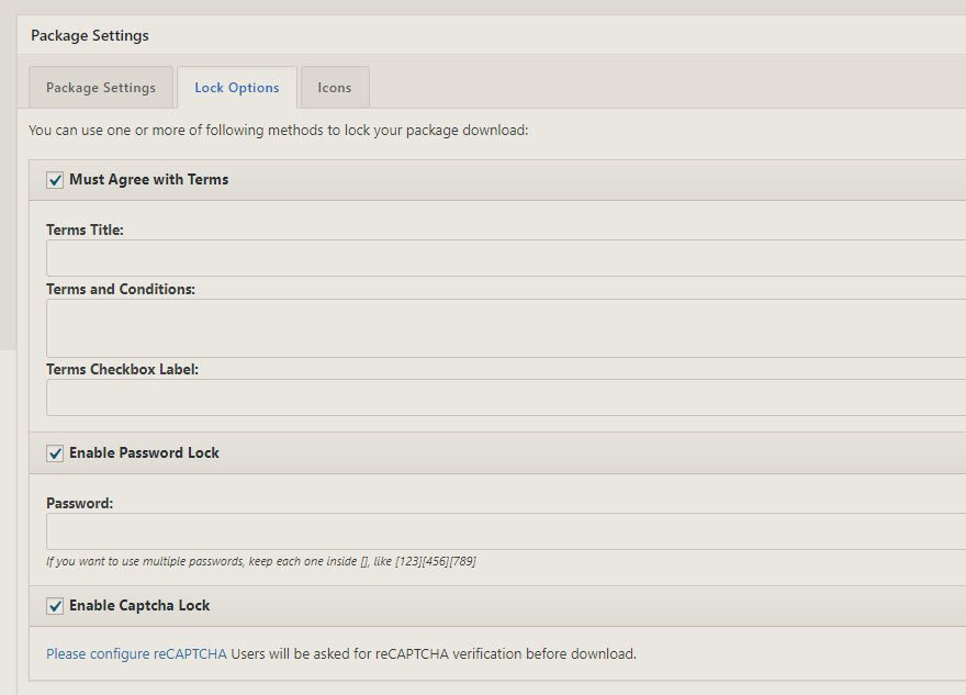 wordpress download manager