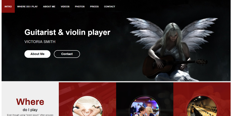 Divi Child Themes for Entertainment Websites
