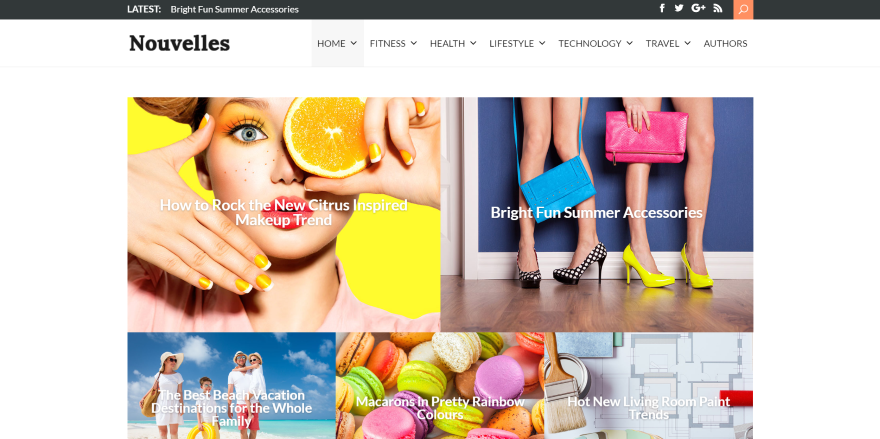 12 Divi Child Themes for Online Magazines