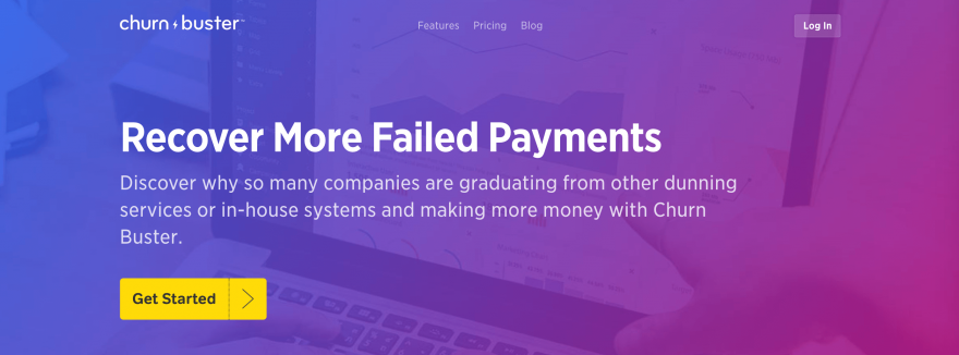 The Churn Buster payment recovery and email automation platform.