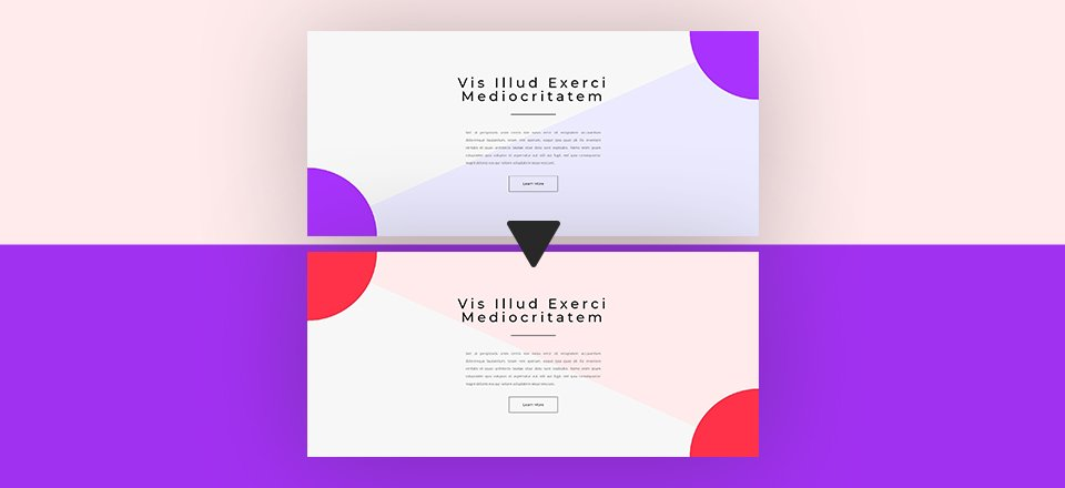 How to Create Beautiful Gradient Background Hover