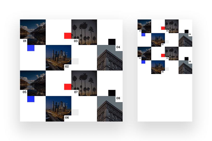 image corners