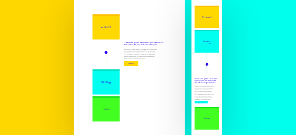 "Creating ""Sticky Notes"" with Expandable Content with Divi"
