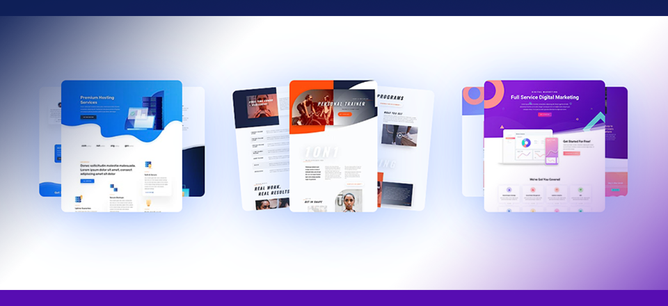 How to Recreate ET's Layout Pack Previews with Fan-Out Hover Effects in Divi