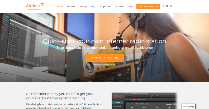 How to Create a Streaming Radio Station with WordPress and