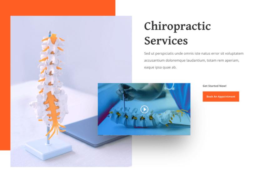 asymmetric chiropractic