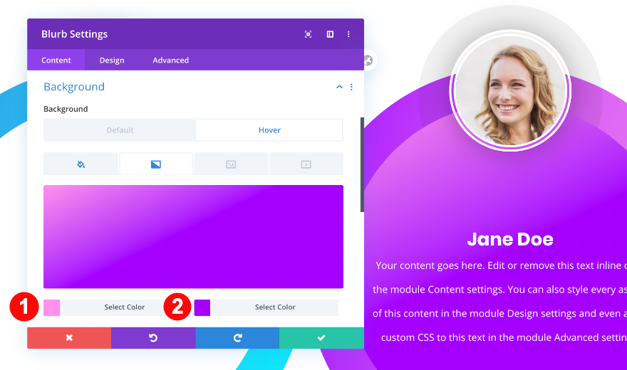 How to Create a Vibrant Hover Team Page for Your Next Divi Project