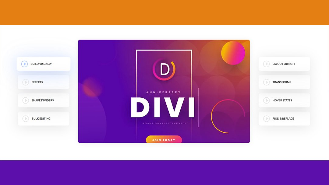 How to Recreate ET's Click Video Walkthrough with Divi | Elegant