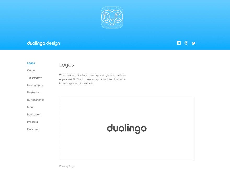 duolingo design system