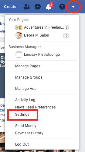 facebook restricted list