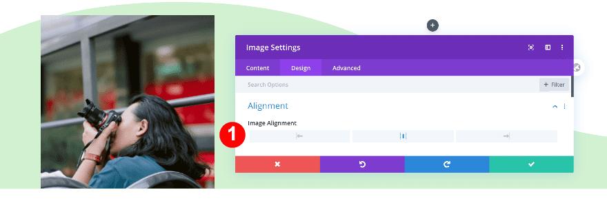 module alignment image