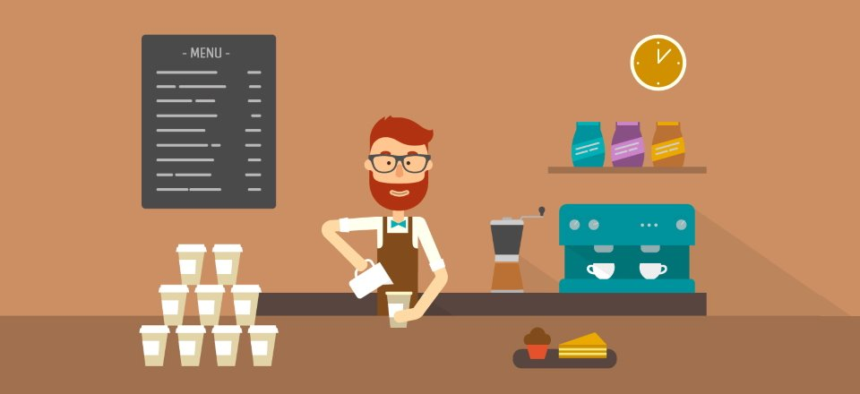 Divi Layouts for Coffee Shops