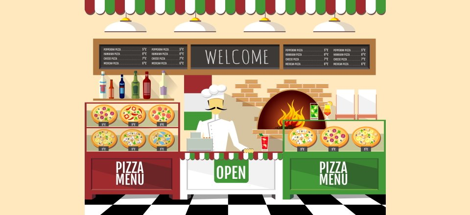 5 Divi Layouts for Pizzerias