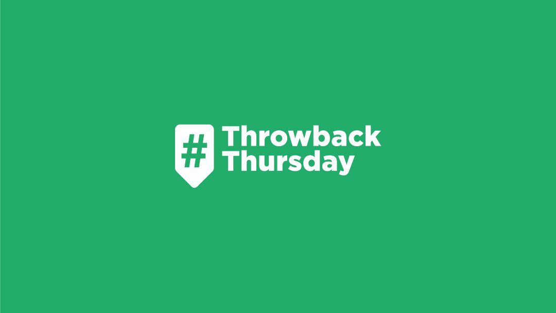 Using Throwback Thursday to Market Your Best Content