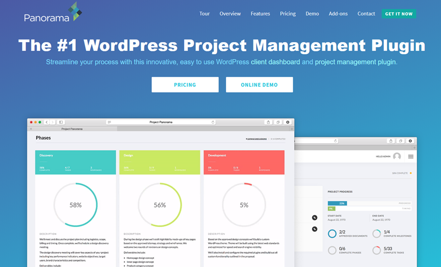 WordPress Project Management Plugins
