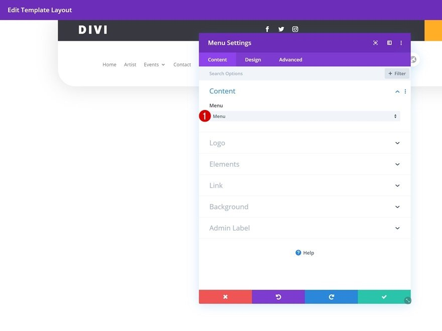 How To Create A Custom Global Header With Divi S Theme