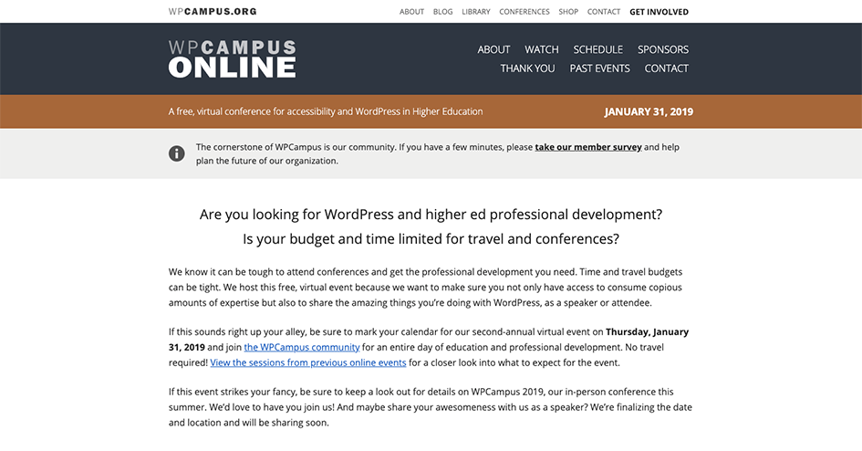 online.wpcampus.org