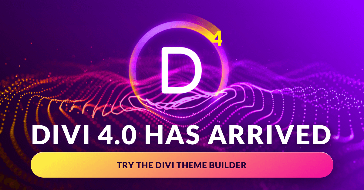 Introducing The Divi Theme Builder