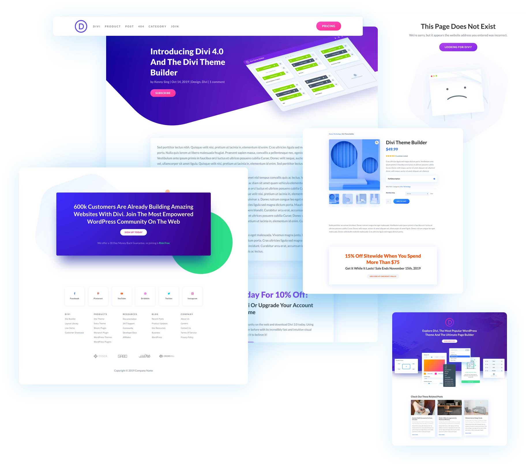 Introducing The Divi Theme Builder | Elegant Themes Blog