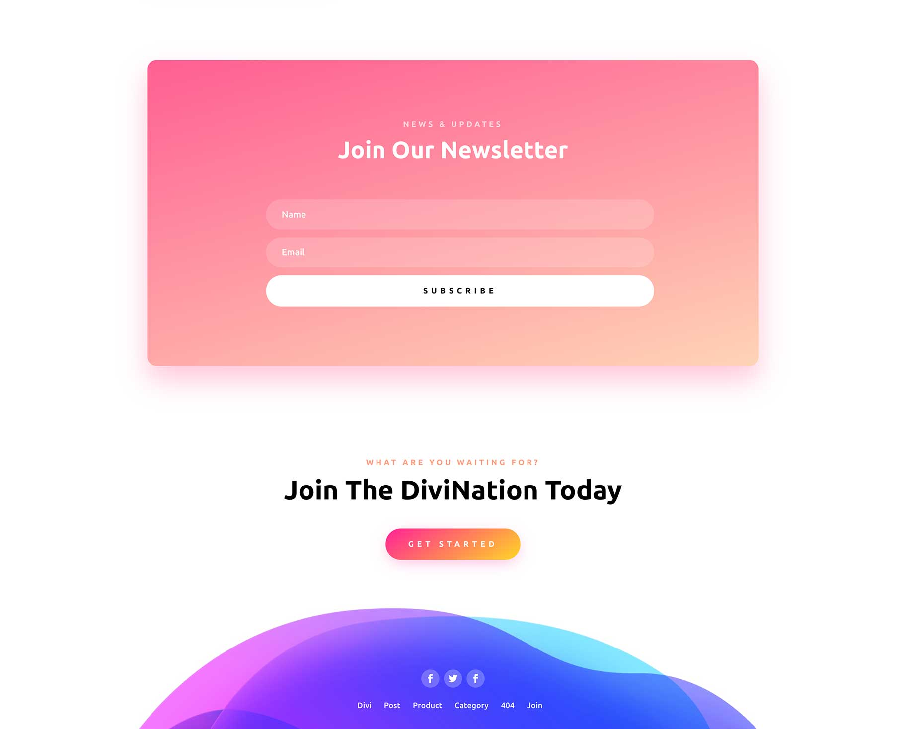 divi theme builder pack