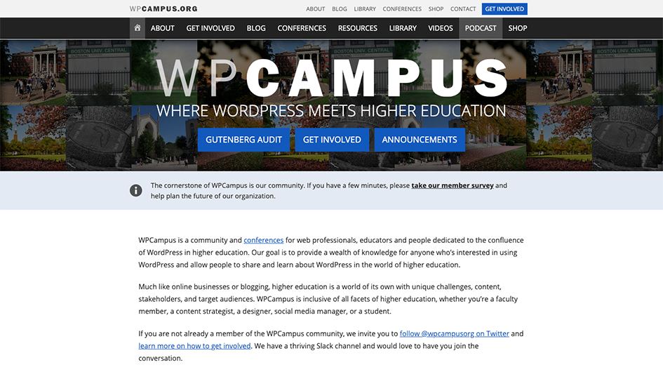 wpcampus.org