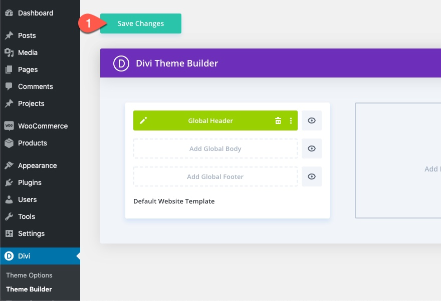 divi header layout pack