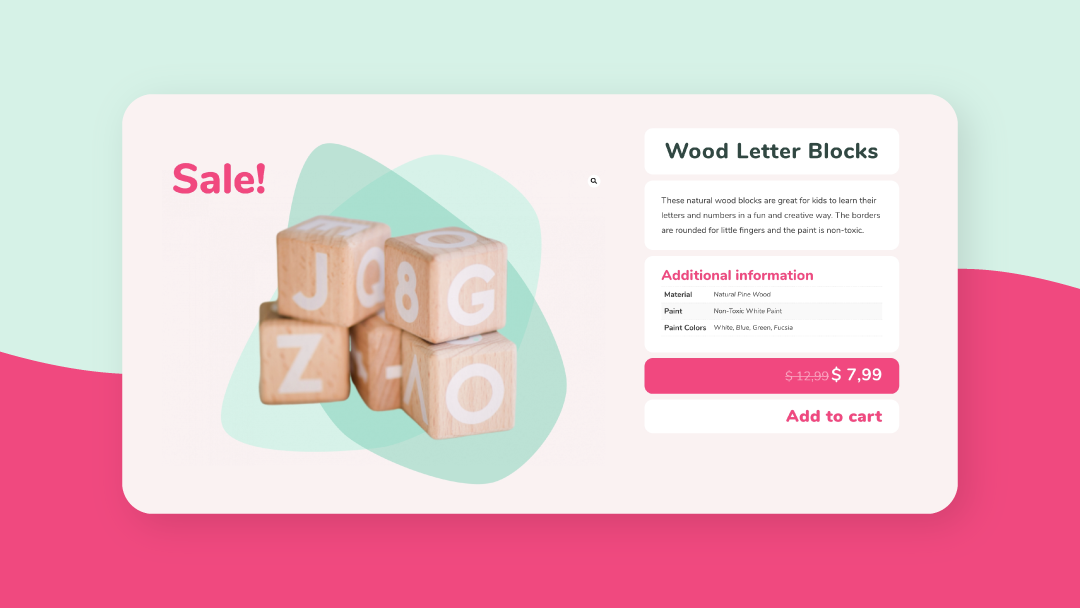 How to Make a Fun Product Page Template for Kids' Products with Divi