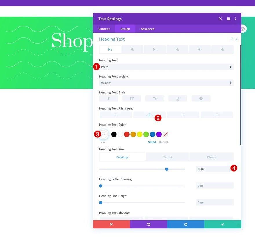 shop module mobile breakpoint