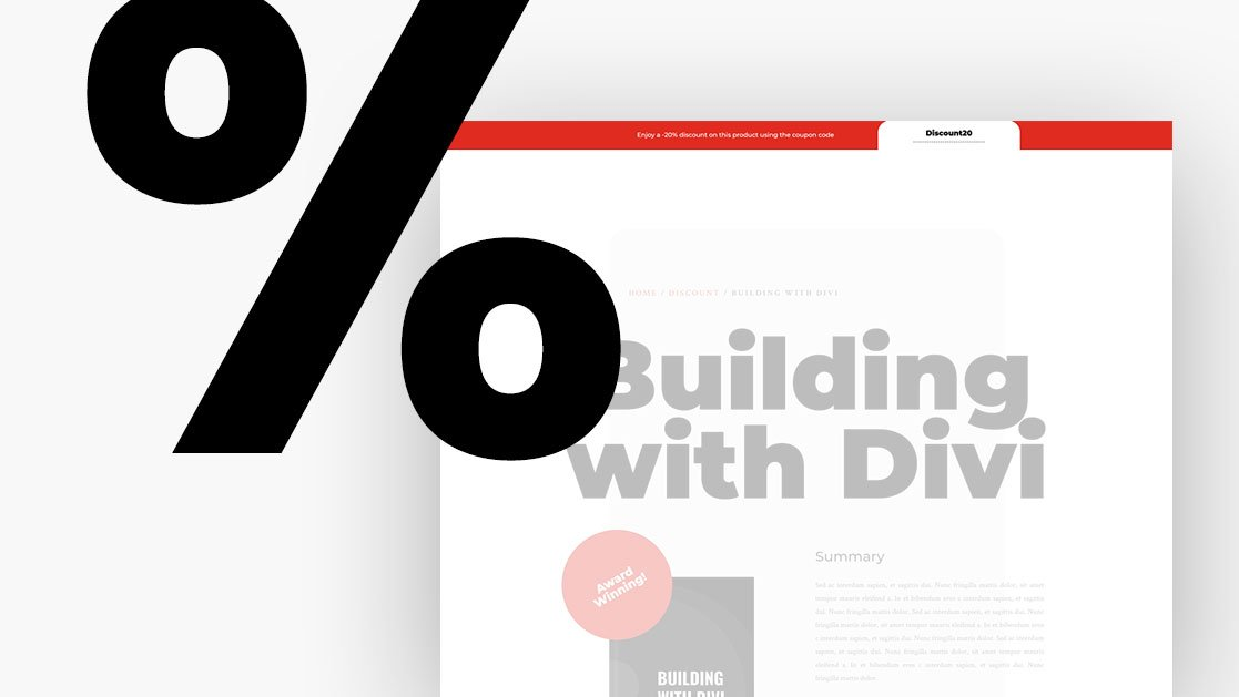 How to Dynamically Add a Coupon Code Bar to Specific Product Pages with Divi