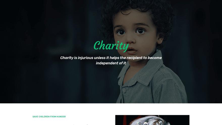 Children's Charity
