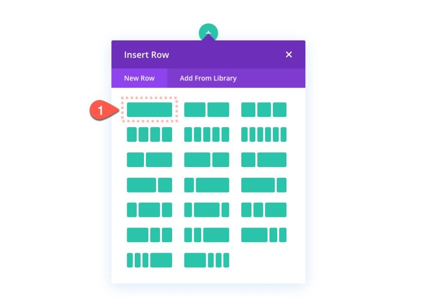 stack and animate text on scroll in divi