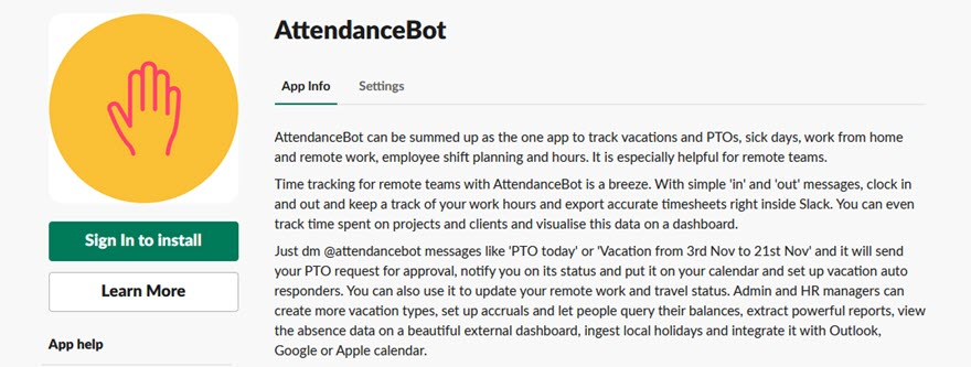 apps and bots and integrations